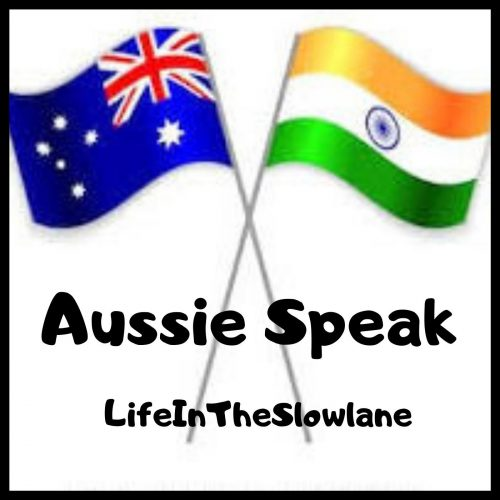 Aussie Speak